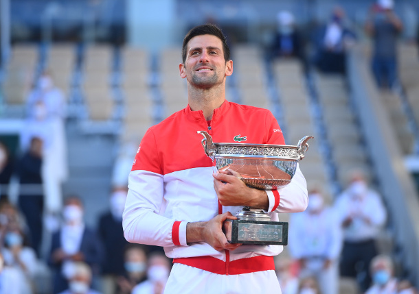 Djokovic's Mind-Blowing Roland-Garros Run, By the Numbers