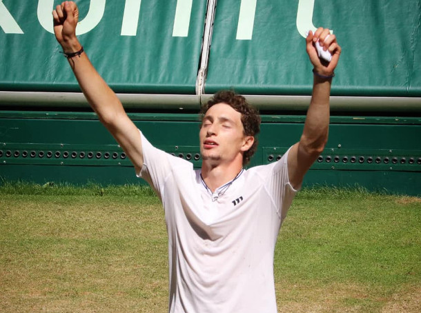 Halle Mark: Humbert Tops Rublev for First Grass-Court Crown