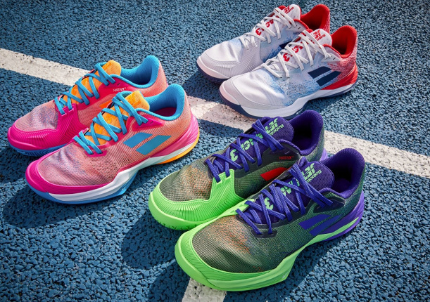 Babolat Launches New Jet Mach 3 Shoe