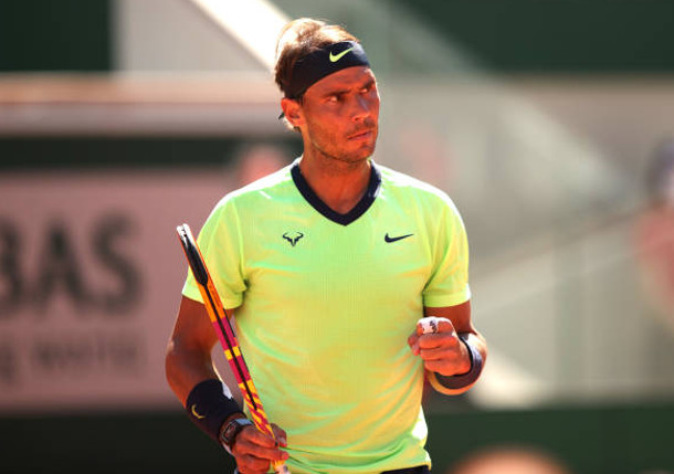Ruling Class: 5 Takeaways From Nadal's RG First-Round Win