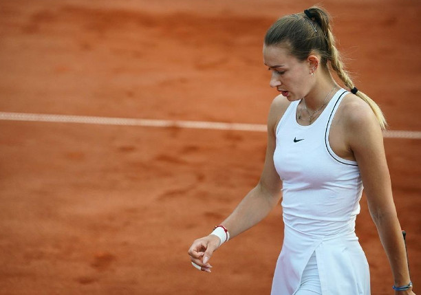 Yana Sizikova Detained in RG Match-Fixing Allegation
