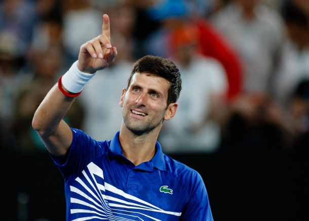311: Djokovic Sets Record For Weeks as ATP No. 1