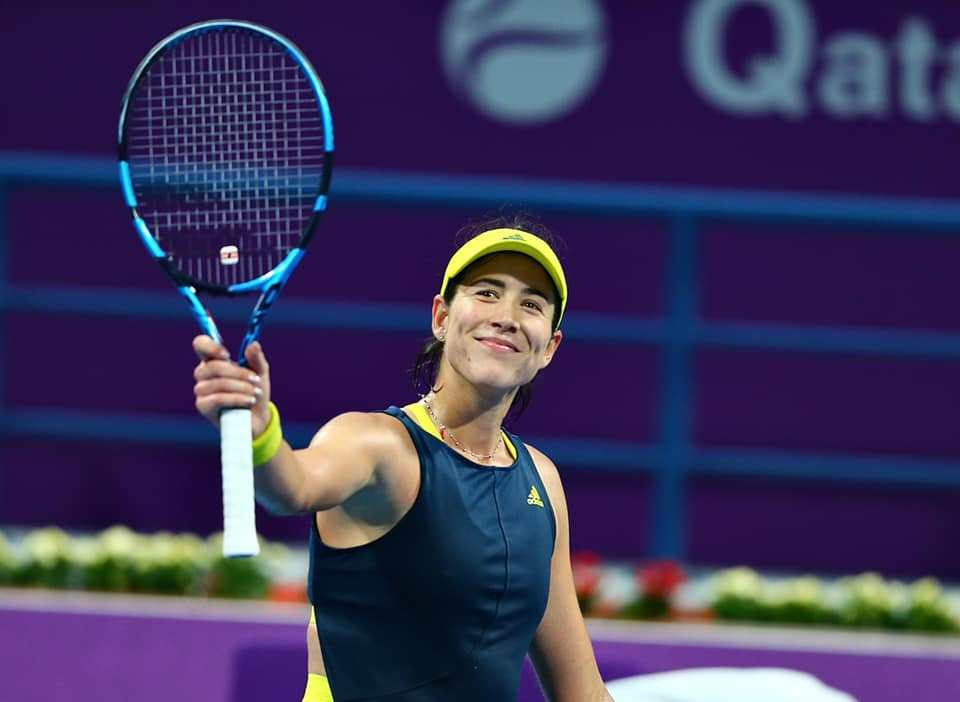 Muguruza and Swiatek Set to Tangle for First Time in Dubai