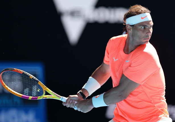 Nadal: New Babolat Racquet is Happy Stick