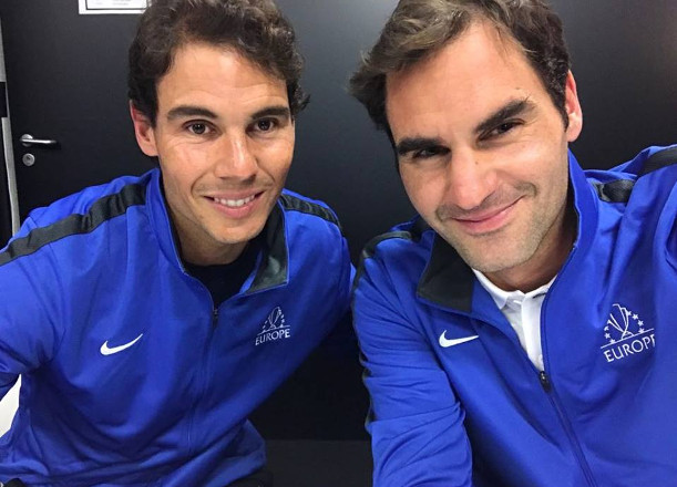 Rafa on Roger: Relationship Has Improved, We're Not Close Friends