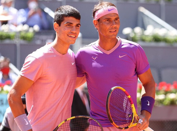 Nadal: Alcaraz Has Ingredients of a Champion