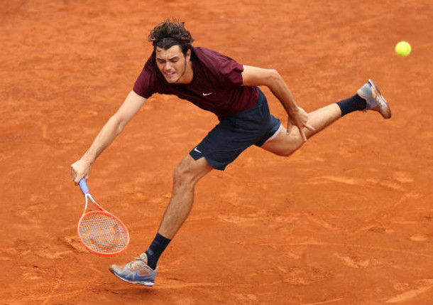 Fritz and Isner Lead Americans Into RG Second Round