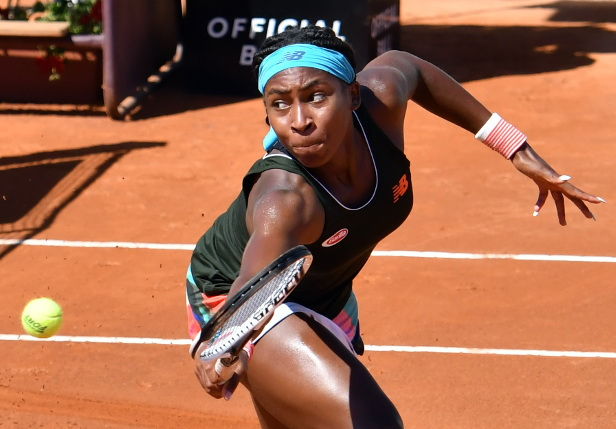 Gauff Stops Sabalenka, Will Play Barty in Rome Quarterfinals