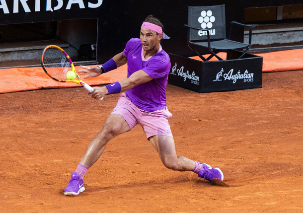 Red Rise: Nadal Knocks out Zverev, Reaches Rome Semifinals