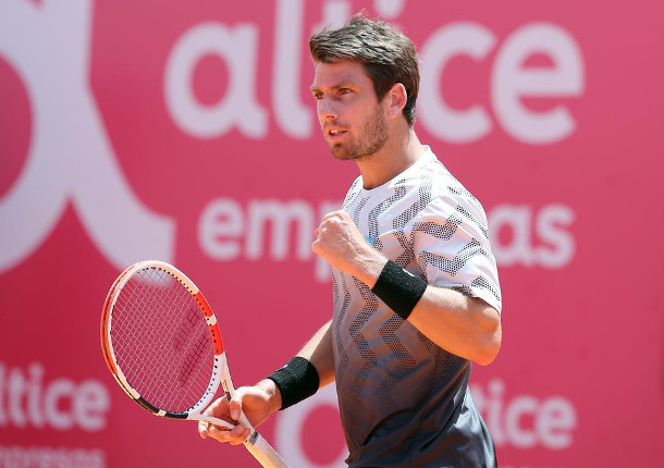 Blisters Knock Norrie Out of Madrid