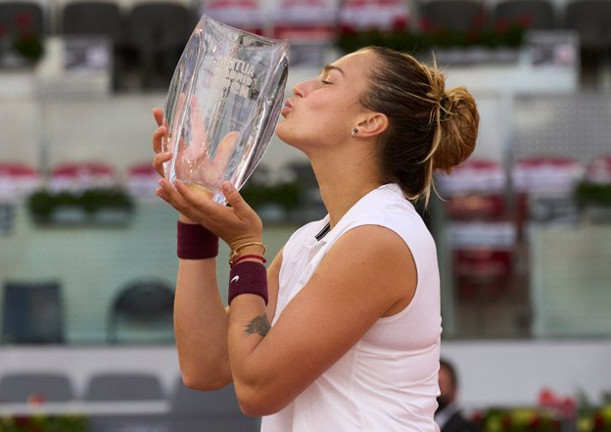 First-Rate: Sabalenka Beats Barty in Madrid Final for First Clay Crown
