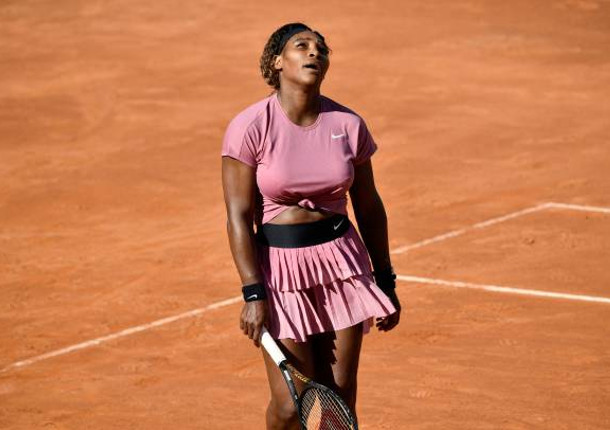 Podoroska Spoils Serena's Rome Return in Rousing Win