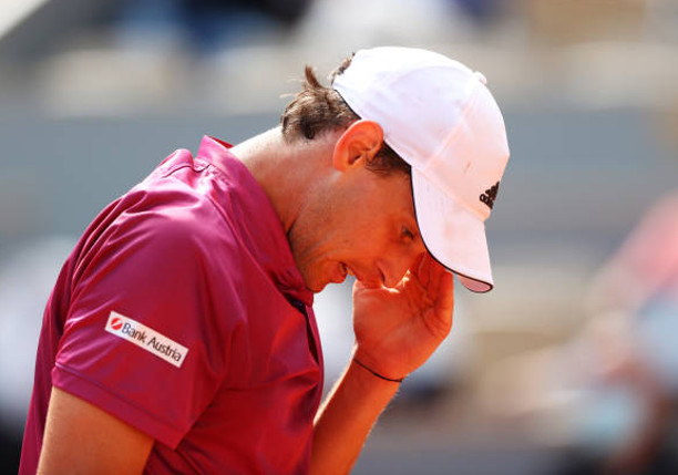 Thiem on Loss to Andujar: That Wasn't the Real Me