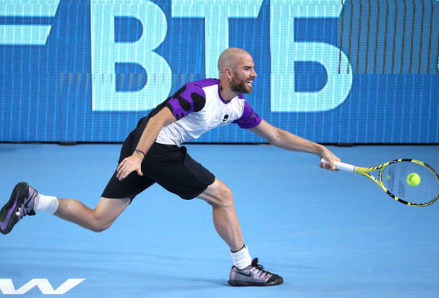 Avenging Adrian: Mannarino Upsets Top-Seeded Rublev in Moscow Rematch
