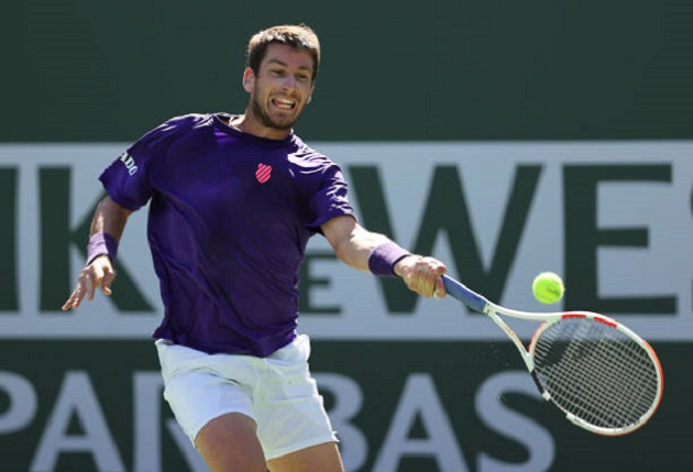 Norrie Shreds Schwartzman for First Masters Semifinal in Indian Wells