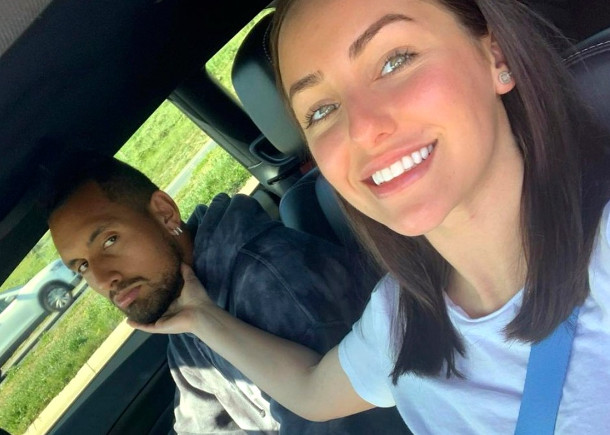 Kyrgios and Girlfriend Quarantining Separately After Police Called