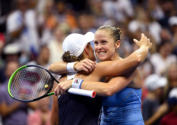 Barty and Rogers: Mad Respect for Each Other