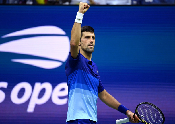 Djokovic Doesn't Want to Talk About Calendar Slam, He Want to Win It