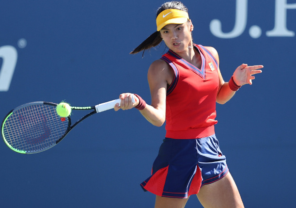 Teen Takeover: Raducanu Rises Into US Open Fourth Round