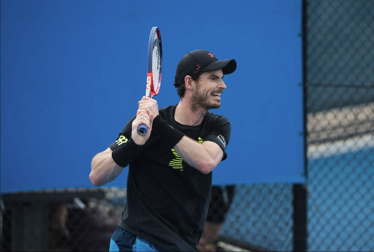 Murray Unsure of Future-Federer is Oz Open Favorite