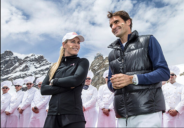 Tennis Art & Soul—Federer Talks Longevity