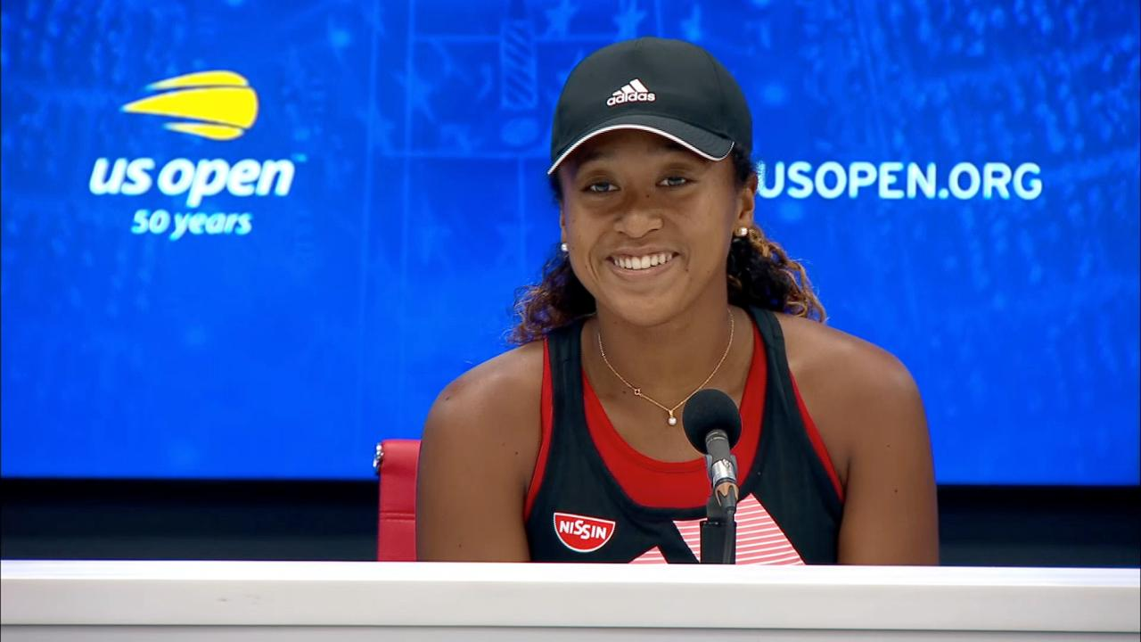 Best in Press: Naomi Osaka is the Queen of Tennis Press