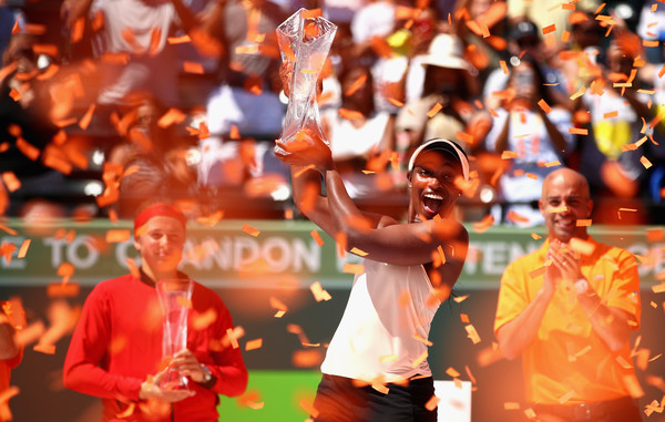 Ranking the 10 Best WTA Players of the First Quarter of 2018