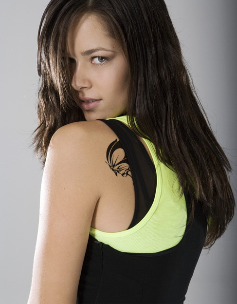 ana ivanovic tattoo