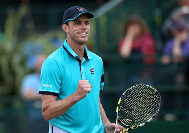 Querrey Receives $20K Suspended Fine for Fleeing Russia