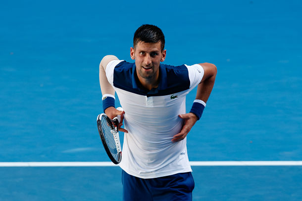 Djokovic's Attempt to Loosen Restrictions on Players is Shot Down