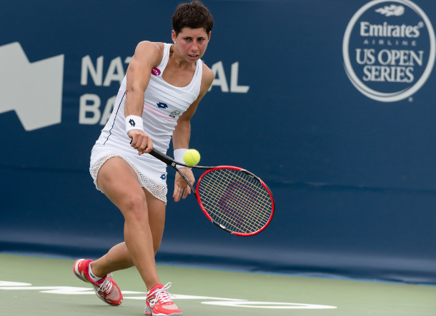 All Clear! Suarez Navarro Given Clean Bill of Health after Battle with Hodgkin Lymphoma