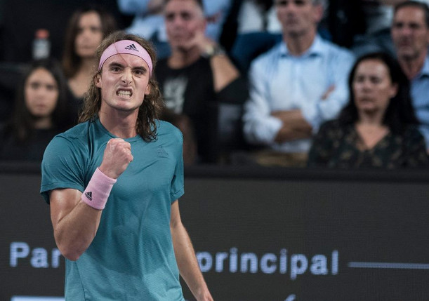 Tsitsipas Setting the Bar High in 2021: Aims to Beat Rafa at Roland Garros
