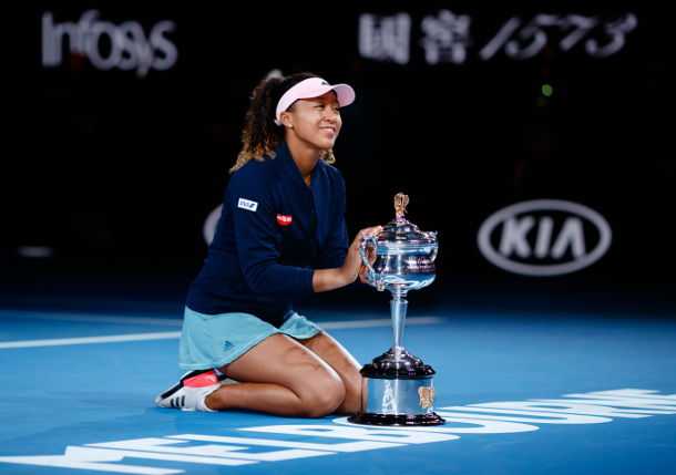 "Naomi Osaka: ""We can't let the ignorance of a few hold back the progressiveness of the masses"""
