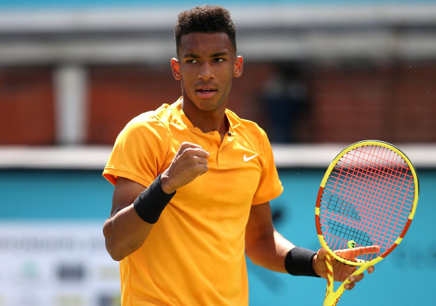 Felix Auger-Aliassime Posts Heartfelt Message for Equality and #BlackLivesMatter