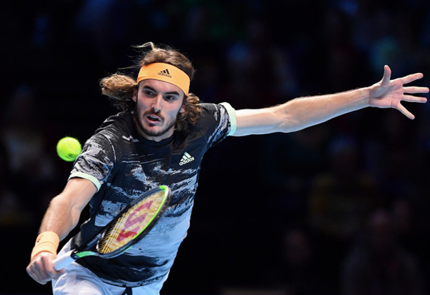 Watch: Tsitsipas Sings for His Supper at UTS