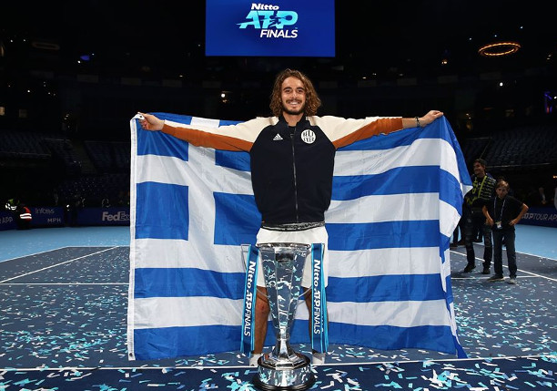 Nitto ATP Finals Groups Are Set