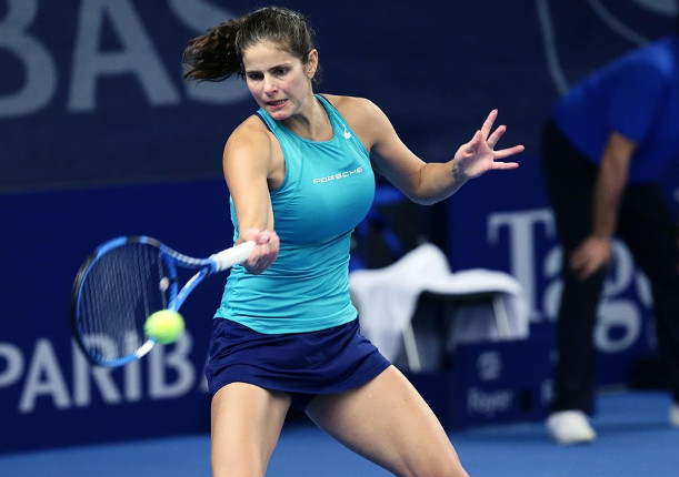 Julia Goerges and Raemon Sluiter are Working Together on a Trial Basis