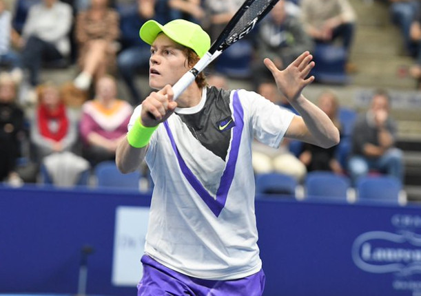 Vienna Rundown: Sinner Gets Ruud, Tsitsipas Stellar