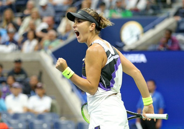 Bencic: Djokovic was the only one who supported us