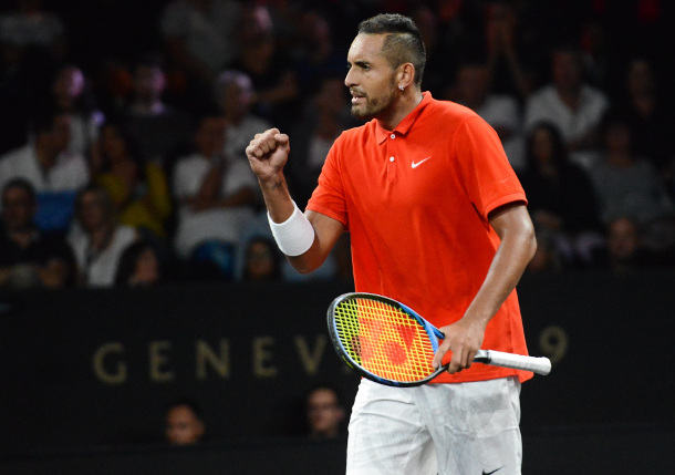 Nick Kyrgios Will Not Play US Open Due to Coronavirus Concerns