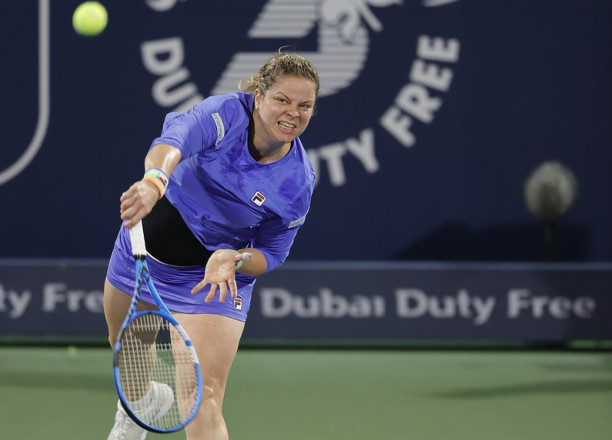 "Clijsters on Comeback: ""I Intend to Keep Going"""
