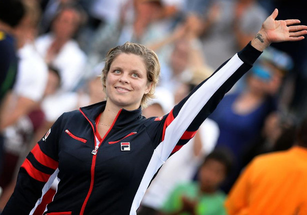 Clijsters Leads List of US Open Doubles Wild Cards