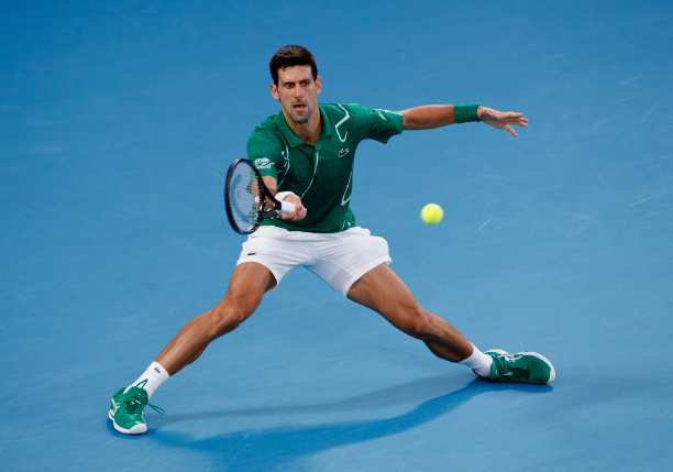 Novak Djokovic's Adria Tour Sells out 1,000 Tickets in Seven Minutes