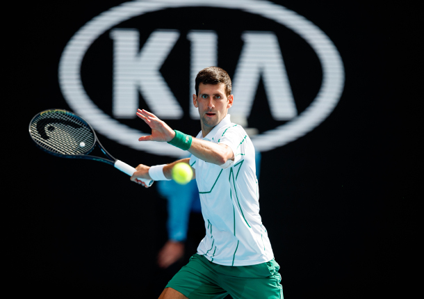 Novak Djokovic Announces Four-City Tour for June and July