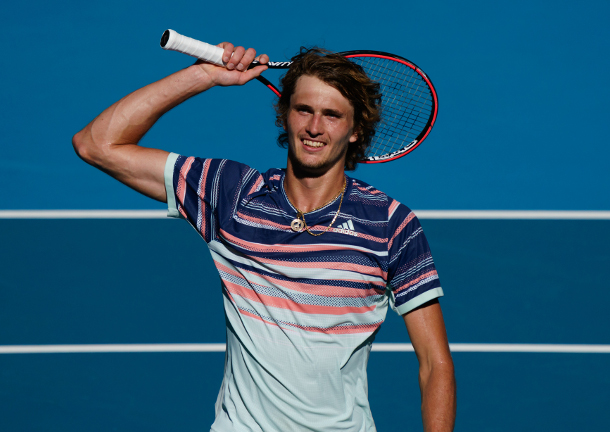 Alexander Zverev Continues to Deny Ex-Girlfriend's Claims of Domestic Abuse
