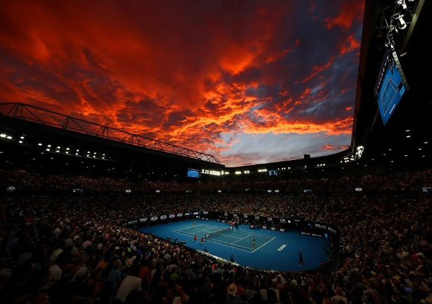 Australian Open to allow 30,000 Spectators Per Day in Week One