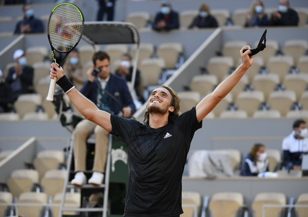 2020 Put Stefanos Tsitsipas in a Dark Place and He's Not the Only One