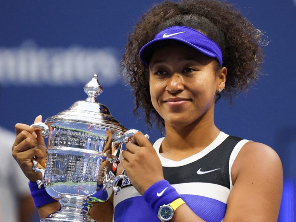 Naomi Osaka Opens up on 2020 Lessons Learned in Vogue Cover Piece