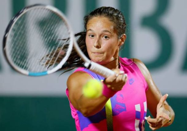 Kasatkina on Experience: Whatever happens will make you better