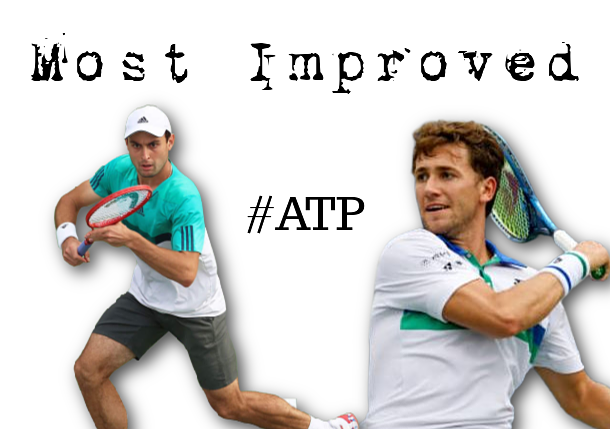 The 5 Most Improved ATP Players of 2021 (So Far)